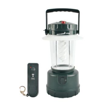Linterna que acampa tornillo tubo 12W