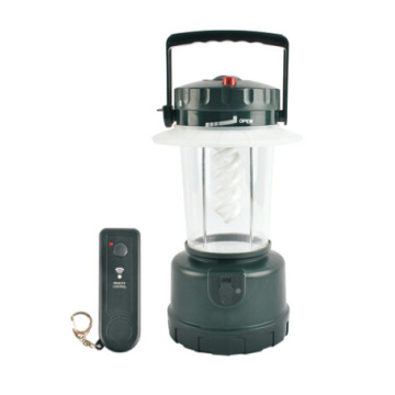 Lanterna de campismo tubo parafuso-12W