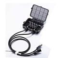 Panneau solaire mono de 12V 60W pour la maison Moyen-Orient, sud-est, marché de l'Afrique