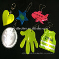 ODM fashion promotion gift safety reflective elements for backpack