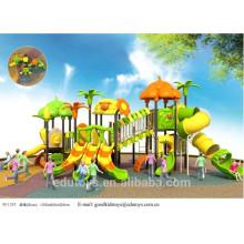 B11285 Plastikspielplatz im Freien, Spielplatz im Freien, Kinderspielplatz