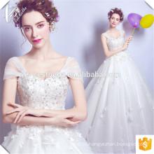 Alibaba Suzhou Fabrik Ballkleid Kleider Süße Brautkleider Elfenbein