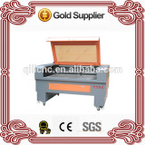 QL1410 laser cutting machine,Different power of cutting effect, low power high cutting precision