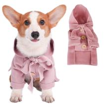 Perro pequeño Abrigo de invierno Ropa para perros