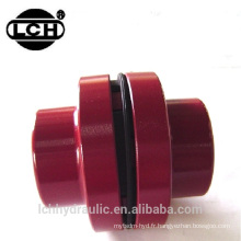 accouplement tuyau flexible en acier inoxydable