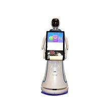 Hotel Robots Smart Welcome AI Robots