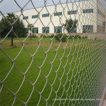 Filet de clôture d'acier galvanisé à chaud