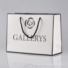 Специальная печать Высококачественная бумажная сумка Сумка для покупок