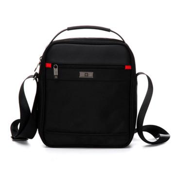 Fashion Leisure Business Simple Black Shoulder Bag
