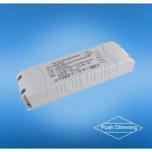 CE approval PUSH dimming 60w led driver
