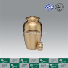 LUXES cenizas urnas Metal barato las urnas de cremación