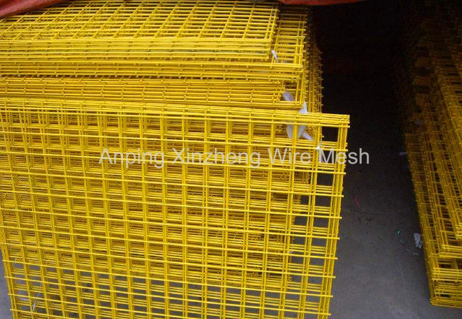 PVC Coated Welded Fence Mesh