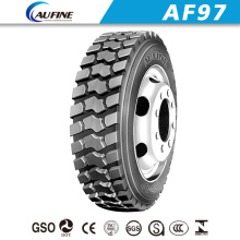 Af97 Pattern Radial Truck Tyres, Truck Tires (CCC, ISO, DOT, ECE, GCC Approved)