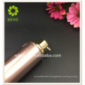 60ml Hot sale high quality make up packing colored empty cosmetic acrylic airless bottle with selt lock pump