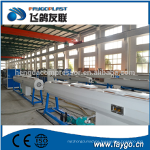 PP/PE/PPR pipe extrusion machine with price/hot sale extrusion machine/plastic extruder