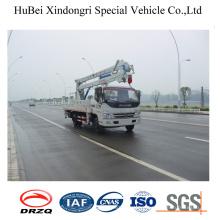 18m Foton Aerial Work Platform Truck with Crane