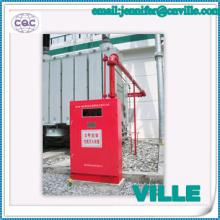 Трансформаторное устройство пожаротушения