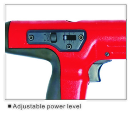 Ns301t Semi Automatic Powder Actuated Fastening Tool Direct Fastening Tool 4