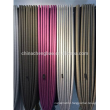 New design simple style hotel curtain