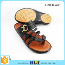 Men Waterproof Emboss Materails Slipper