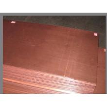 Feuille de cuivre et plaque de cuivre