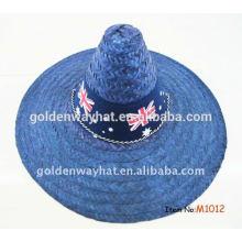 Sombrero chapeau de chapeau de chapeau mexicain sombrero