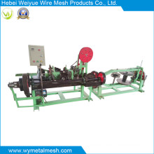 Double Line Barbed Wire Machine