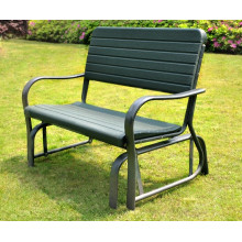 Blow Molding Leisure Glider Bench (GYY-125S)