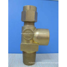 High Pressure Seamless Steel Cylinder Valve
