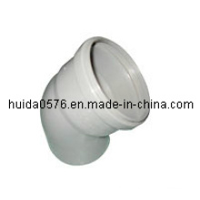 Plastic Injection Mold (Elbow 45 Deg)