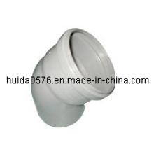 Molde de Injeção Plástica (Cotovelo 45 Graus)