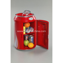 Personalized  Can Shape Mini Fridge - Coca-Cola