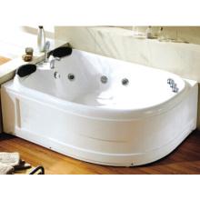 Rechteck Zwei-Personen-Massage Bahtubs Sanitärwaren