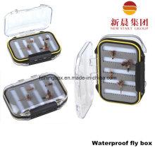 Slit Foam Pocket Waterproof Fly Box