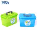 Kunststoff Aufbewahrungsbox mit Griff