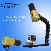 2015 Super Bright 100m Underwater Photography and Video Lights