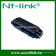 Tipo horizontal 12 ~ 144 núcleo fibra óptica splice encerramento