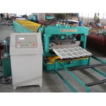 Metallglasierte Ziegeldachplatte, die Maschine herstellt
