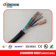 Armoured Cable Underground Cat3 Telephone Spiral Cable