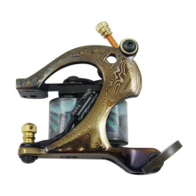 Professional Damascus Tattoo Machine Gun