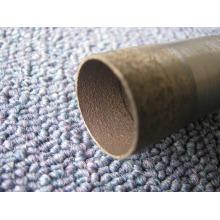 usine fournir foret de 20 mm / diamant fritté drill bit/queue conique mèche / foret pour verre de forage au diamant