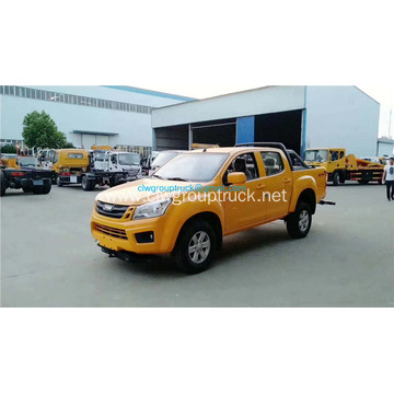 4 tons Trailer rescue factory pickup truck