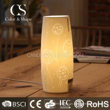 Lámpara de mesa antigua popular del diente de león de la decoración casera
