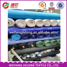 "China best sale poly cotton plain dyed poplin stock lot fabric textile tc pocket poplin fabric 80/20 45x45 110x76 58/59"" textile"