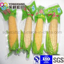 Frische Mais Verpackungstasche