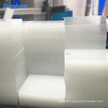 1mm transparent plastic square acrylic cut to size