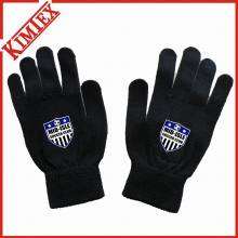 Soem-Druck gestrickter magischer Handschuh für Förderung