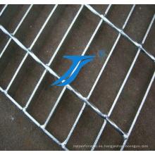 Reja de acero / cubierta de drenaje / peldaños de escalera
