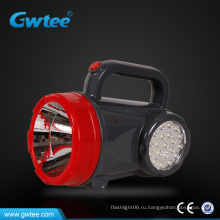 Аккумуляторный ручной наружный светодиодный прожектор