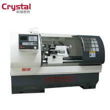 Economic And Accurate CNC Lathe For Sale CK6150T For Metal